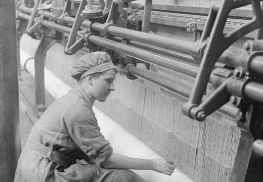 Women at work during the First World War Q28122