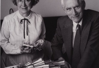 Betty and Claude Shannon