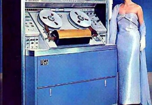 RCA TV Tape Recorder