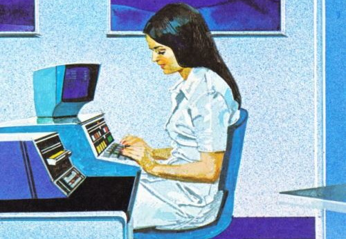 The computer can produce an almost immediate treatment plan to assist the doctor in deciding what action to take, 1979