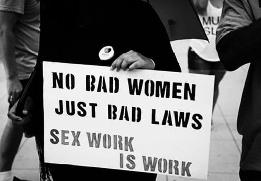 Not bad women just bad laws