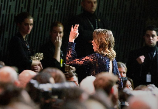 Adele haenel walked out of the cesars Paris 2020